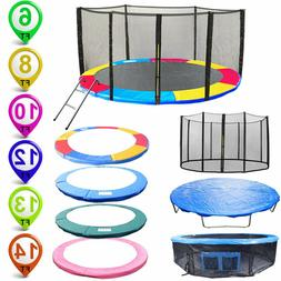12/14/15 FT Trampoline Replacement Safety Pad / Safety Net /