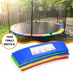 12' 14' 15' Trampoline Replacement Safety Pad Frame Spring R