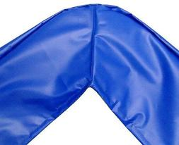 14'  Square Trampoline Pad Spring Safety Cover Pad