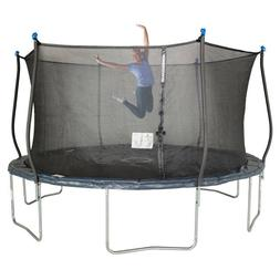Bounce Pro 14-Foot Trampoline, Classic Safety Enclosure, Mid