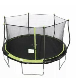 Bounce Pro 14 Foot Trampoline with Safety Enclosure Combo NE