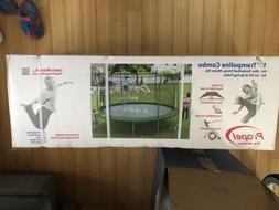 Propel 14 FT PRO HD Trampoline With Basketball Hoop LAS VEGA