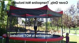 14' Trampoline Shade Cover Protection Canopy Outdoor Umbrell