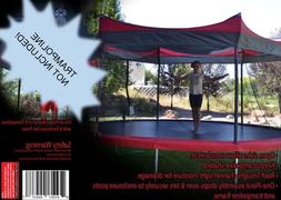 14 Trampoline Shade Cover Weather Safety Enclosure Protectio
