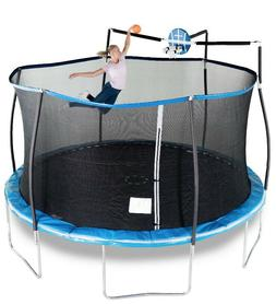 14' Bounce Pro TRAMPOLINE with Enclosure Net and Slama Jama