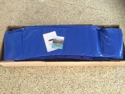SKYBOUND 15 FOOT BLUE TRAMPOLINE PAD  - P1-1512BBL