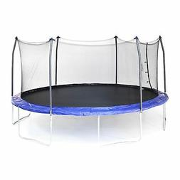 17' OVAL Skywalker Trampoline and Enclosure 170 sq. ft. jump