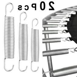 """20 pcs 5.5"""" 6.5"""" 7.5"""" Trampoline Springs Heavy Duty Steel Re"""