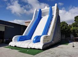 20x20x30 Inflatable Commercial Water Slide Park Bounce Castl