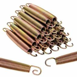 """24 PCS 5.5"""" Trampoline Springs Heavy-Duty Galvanized Steel R"""