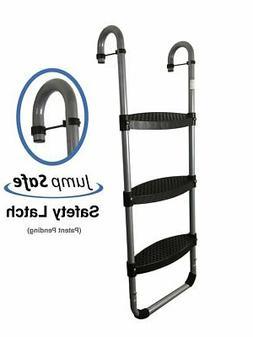 3 Step Trampoline Ladder by Trampoline Pro