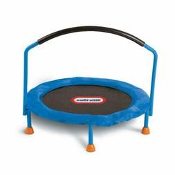Little Tikes 3' Trampoline with safety bar