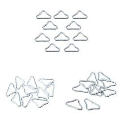 30Pcs Strong Triangle Rings Buckle Trampoline Mat Parts Acce