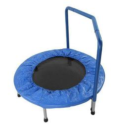 Portable Kids Trampoline For Toddlers Outdoor Toy Fun Sports