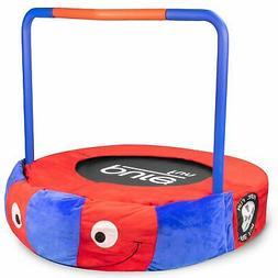 36 inch race car plush jumper kids
