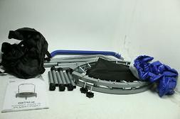 SereneLife 40 Inch Portable & Foldable Mini Rebounder Trampo
