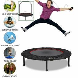 40'' Mini Fitness Trampoline Indoor Fun Training for Kids Ad