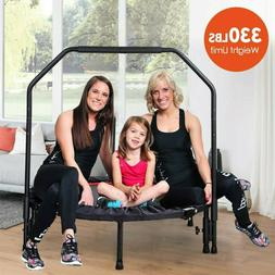 40'' Round Trampoline Rebounder Exercise Workout Indoor Outd