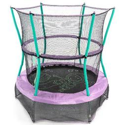 Skywalker Trampolines 55-Inch Bounce-N-Learn, with Enclosure