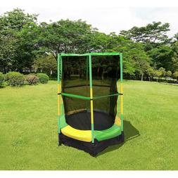 Bounce Pro 55-Inch My First Trampoline, with Safety Enclosur
