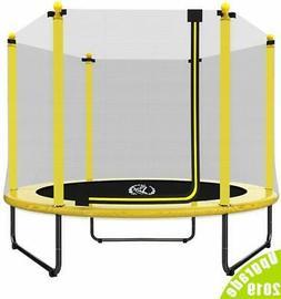 """LANGXUN 60"""" Trampoline for Kids - 5ft Outdoor & Indoor"""