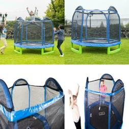 Bounce Pro 7-Foot My First Trampoline Hexagon For Kids Tramp