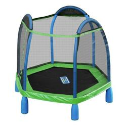 Bounce Pro 7ft My First Trampoline - Brand New - FREE FAST S