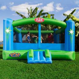 BIG Inflatable Moonwalk Commercial Kids Bounce House Party H