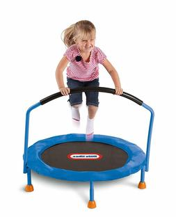Little Tikes Blue Easy 3' Trampoline with Handle