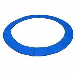 HOMCOM 14FT Blue Trampoline Pad Spring Safety Cover Replacem