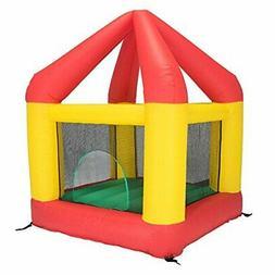 Bazoongi 6.25' X 6' Bounce House w/Open ROOF