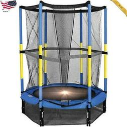 Bounce Pro 55-Inch My First Trampoline with Safety Enclosure