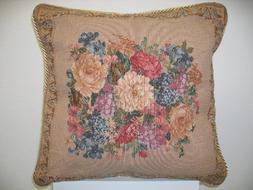 DaDa Bedding CC-3089 Breath of Spring Woven Cushion Cover, 1