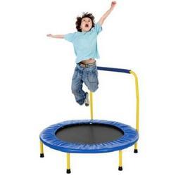 Children   Safe Portable Toddler Trampoline Mini outdoor exe