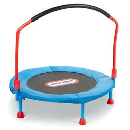 Little Tikes Easy Store 3' Trampoline *NEW*