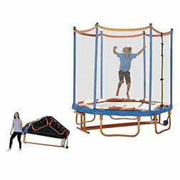 easy store 7 ft folding trampoline