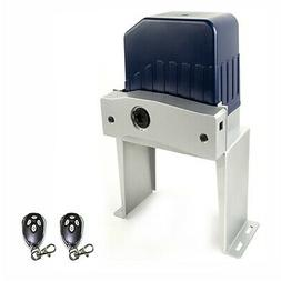 ALEKO Electric Sliding Gate Opener for Sliding Gates Up to 4