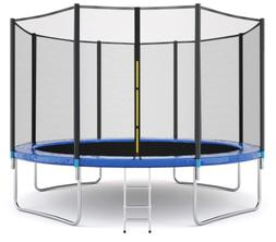 *Free Shipping* 12ft BIG BOUNCE Trampoline with Safety Enclo
