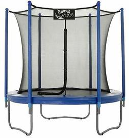 Upper Bounce Kid's Fun And Fitness 7.5 FT Trampoline Wth Saf
