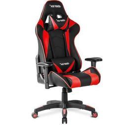 Merax Gaming Chair High Back Computer Ergonomic Design Racin