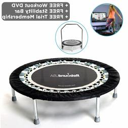 MaXimus Life Pro Gym Rebounder Package Includes Compilation