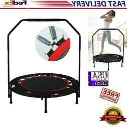 Folding Trampoline Household Gym Commercial Bounce Bed Adult