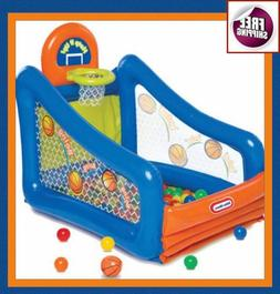 Jump Inflatable Bouncer Pit Ball Play Sport Activity Center