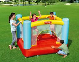 Jump Inflatable Bouncer Trampoline House Ring Play Activity