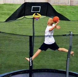 Propel Trampolines Jump 'N' Jam Trampoline Basketball Hoop