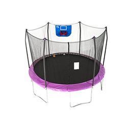 Trampolines 12ft Jump N' Dunk Trampoline w/ Safety Enclosure