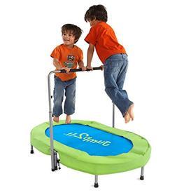 HearthSong Jump2It Trampoline - Kids Trampoline - Built for