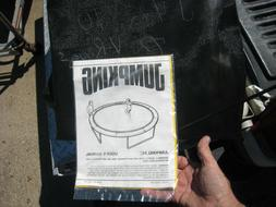 Jumpking Jumping Surface for 10' Trampoline with 72 V-Rings