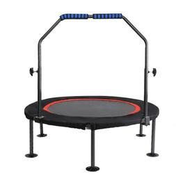 Kids Mini Trampoline Indoor Outdoor Children Safe Jumping Sm