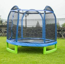 Portable Outdoor Trampoline Safety Net Padding Garden Party